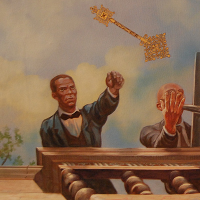 Booker T. Washington and the Key to Success
