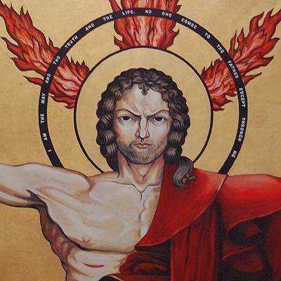 Angry Christ