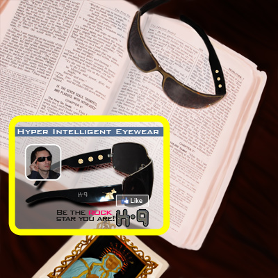 K9: Hyper-intelligent Eyewear