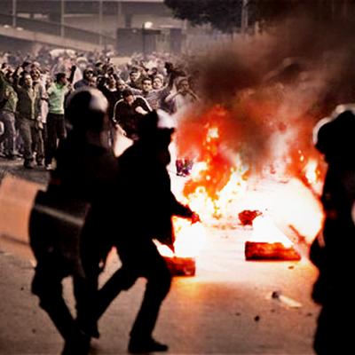 Cismigiu Park: Stirbei Voda: Bucharest: riots : 2023
