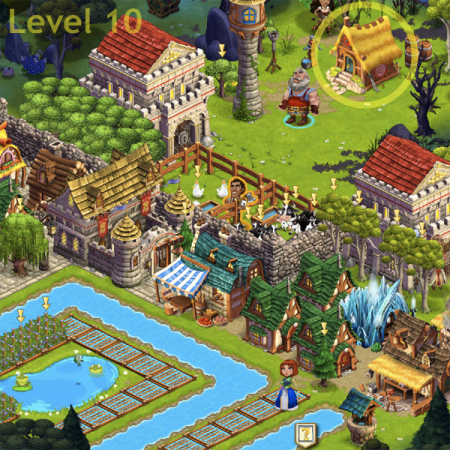 Level 10 Castleville Cheat