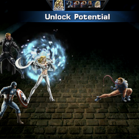 Marvel Avengers Alliance: Emma Frost: Unlock Potential