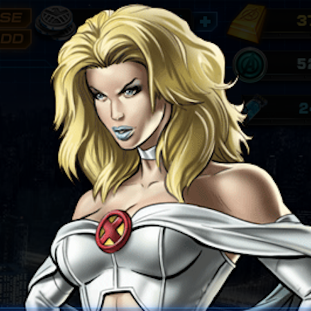 Marvel Avengers Alliance: Emma Frost