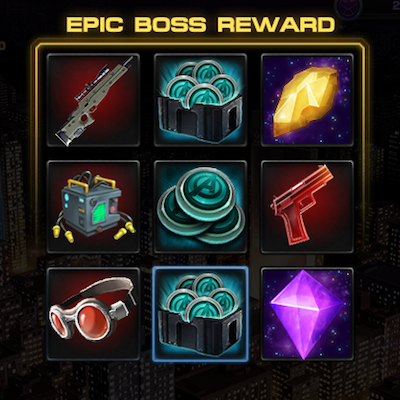 Marvel Avengers Chapter 8 Epic Boss Reward