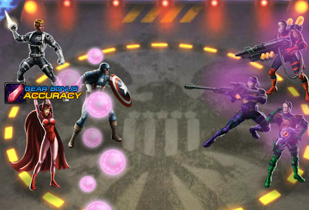 Marvel Avengers Alliance: Hellfire Elite