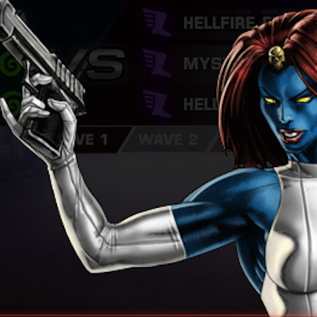 Marvel Avengers Alliance: Epic Boss: Mystique