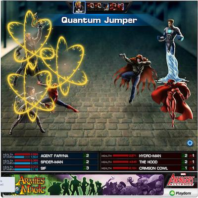 Quantum Jumper