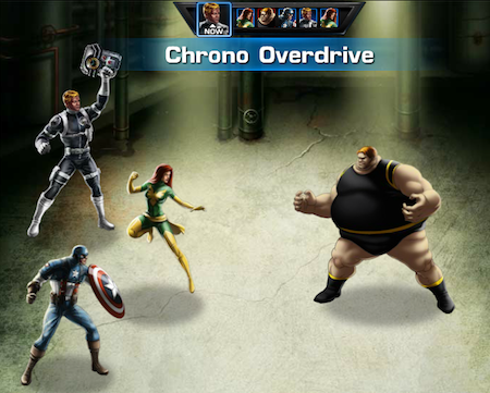 Marvel Avengers Alliance: Special Ops 2: Mission 1: Boss Fight
