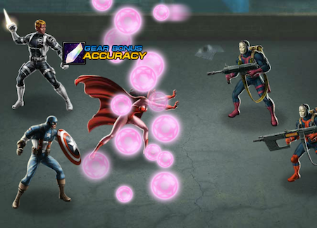 Marvel Avengers Alliance: Special Ops 2: Mission 1: Low Threat