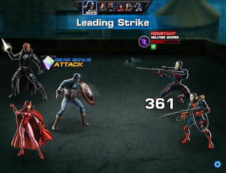 Marvel Avengers Alliance: Special Operations 2: Mission 1: Medium Threat