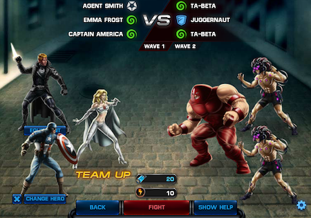 Marvel Avengers Alliance: Spec Ops 2: Mission 3: Boss Fight