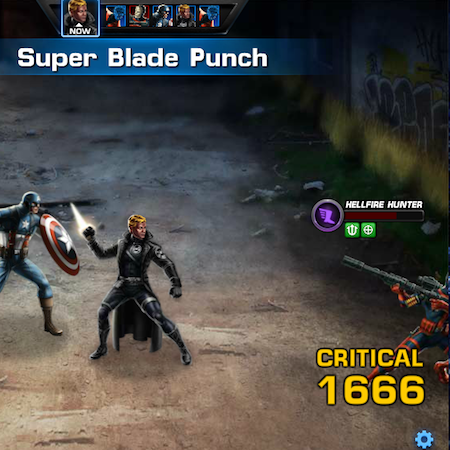 Marvel Avengers Alliance: Spec Ops 2: Mission 3: Medium Threat