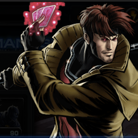 Marvel Hero Gambit