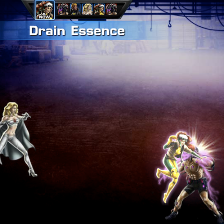 Marvel Avengers Alliance: Rogue: Drain Essence