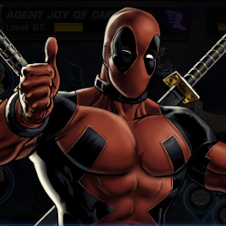 Marvel Avengers Alliance: Heroes: DeadPool