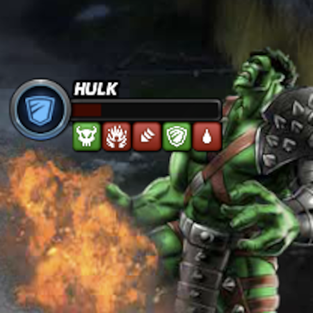 Marvel Avengers Alliance: Hulk: Hulk Dies