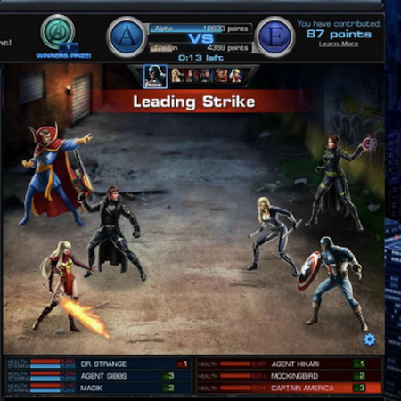 Marvel Avengers Alliance: PVP: Hack