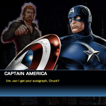 All that glitters - A Marvel Avengers Alliance Graphic Novelette