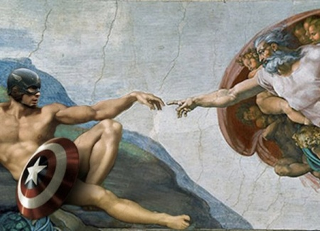 Creation of the Hero